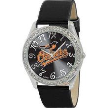 Game Time Glitz - MLB - Baltimore Orioles Black