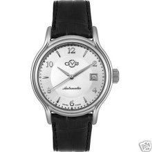 Gv2 By Gevril Automatic Stainless Steel Limited Edition 351/500 Watch 4102l