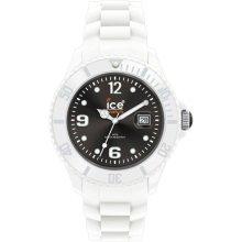 Ice-Watch Ice-White Black Dial Mens Watch SIWKUS10