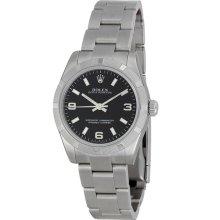 Rolex Mid size No Date Watch 177210BKASO