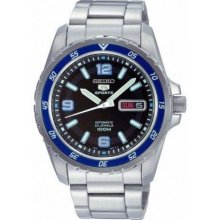 Seiko Men Japan 5 Sports 7s36 Sport Watch +warranty Snzg71 Snzg71j1