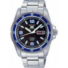 Seiko Men Japan 5 Sports 7s36 Sport Watch +warranty Snzg71 Snzg71j1