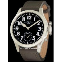 Ball Engineer Master I I wrist watches: Eng Master 2 Officer Blk/White
