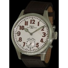 Ball Engineer Master I I wrist watches: Engineer Master 2 Officer Whit