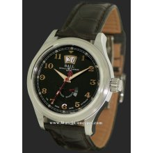 Ball Trainmaster wrist watches: Cleveland Expr. Power Reserve pm1058d-