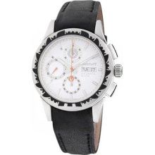 Belstaff Men's BLF2006-AA Adventure Automatic White Dial Watch ...