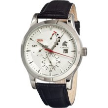 Carucci Ca2140wh Acerra Mens Watch Low Price Guarantee + Free Knife