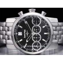 Eberhard & Co. Chrono 4 NEW 31041 stainless steel watch sale buy sell