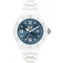 Ice-Watch Ice-White Jeans Dial Mens Watch SIWJBS10
