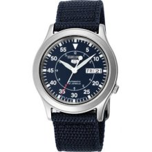Made in Japan Seiko Automatic Mens Sports Watch SNKH67J1