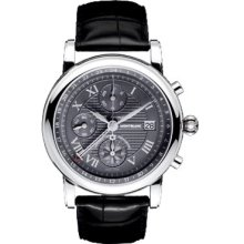 Montblanc Star Chronograph GMT Automatic Mens 101637
