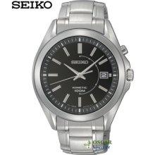 Seiko Neo Sports Ska523p1 Kinetic Men's Watch 2 Years Warranty