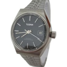 Vintage New old stock automatic Titan Swiss watch