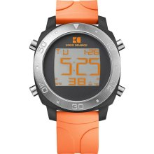 BOSS ORANGE Rubber Digital Mens Watch 1512674