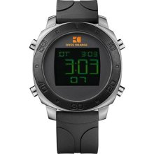 BOSS ORANGE Rubber Digital Mens Watch 1512676