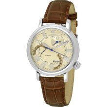 Carucci Ca5104cr-br Noto Mens Watch