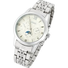 Fashion Jewelry Gift Women Lady Girls Unique White Quartz Wrist Watch