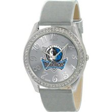 Game Time Official Team Colors. Nba-Gli-Dal Women'S Nba-Gli-Dal Glitz Classic Analog Dallas Mavericks Watch