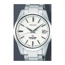 Grand Seiko Mechanical Steel 39.4mm Watch - Black Dial, Stainless Steel Bracelet SBGR057 Sale Authentic