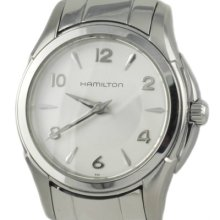 Hamilton H322110 Stainless Steel Swiss Made Quartz Ladies Watch