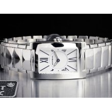 Montblanc watch Profile Lady Elegance NEW 101553 stainless steel watch