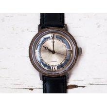 Russian watch Soviet watch Men watch Mechanical watch Ussr watch -rare watch - USSR