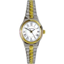 Sekonda Model 4951.27 Ladies Analogue Two Tone Bracelet Watch