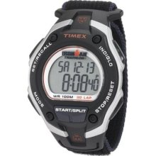 Timex Mens Ironman Triathlon Traditional 30 Lap Mega Fast Wrap Velcro Watch