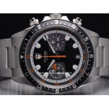 Tudor Heritage Chrono NEW 70330N stainless steel watch sale buy sell