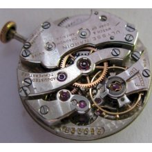 Ulysse Nardin 17 Jewels Complete Watch Movement For Part