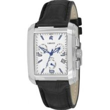 Carucci Ca1160wh Giarre Mens Watch Low Price Guarantee + Free Knife