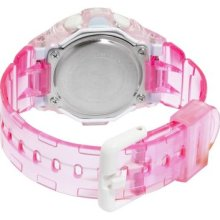 Casio Women's Baby-g Pink Whale Digital Sport Watch