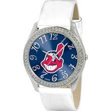 Game Time Glitz - MLB - Cleveland Indians Black