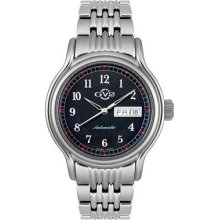 Gevril Gv2 Men's Swiss Made Automatic Limited Edition 188/500 Stainless Watch