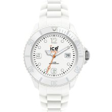 Ice Watch Watch Sili Forever White Mens Watch Siwebbs11
