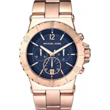 Michael Kors Womens Bel Aire Chronograph Watch