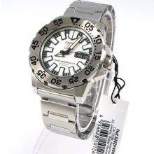 Seiko Men 5 Sports 7s36 100m Sport Watch +warranty Snzf45 Snzf45k1
