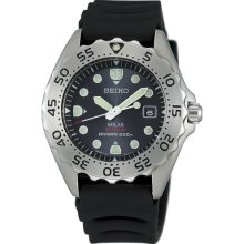Seiko Prospex Scuba Solar Black Sbdn005 Men's Watch