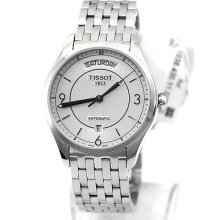 Tissot Men Watch Swiss Automatic Sapphire +xpress +warranty T0384301103700
