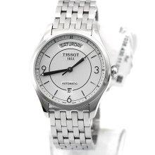 Tissot Men Watch Swiss Automatic Sapphire +xpress +warranty T0384301103700