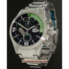 Ball Engineer Master I I wrist watches: Eng. Master Ii Chrono Green dc