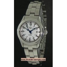 Ball Trainmaster wrist watches: Trainmaster 60 Seconds White nl1038d-s