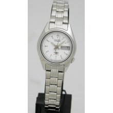 Citizen Eagle 7 Automatic 21 Jewels Day Date Wr Ladies Watch Px2460-63bt
