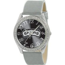 Game Time NBA Glitz Series Watch NBA Team: San Antonio Spurs