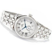 Gevril Men's Madison Limited Edition Swiss Made Automatic Stainless Steel Bracelet Watch