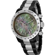 ToyWatch Men's Plasteramic Heavy Metal Watch HM17BKSL