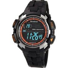 Armitron Digital Resin Watch Grey / Black