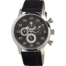 Carucci Ca2110bk Automatic Mens Watch