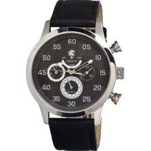Carucci Ca2110bk Automatic Mens Watch