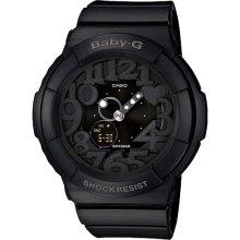 Casio Baby-G Neon Illuminator Alarm Watch BGA-131-1B BGA131